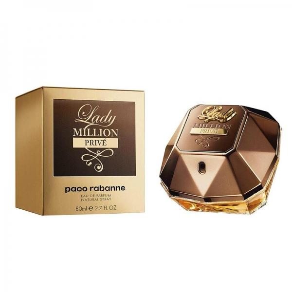 Paco Rabanne Lady Million Prive — парфюмированная вода 80ml для женщин