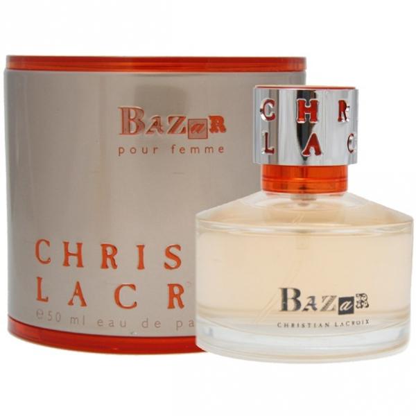 Christian Lacroix Bazar pour Femme — парфюмированная вода 50ml для женщин