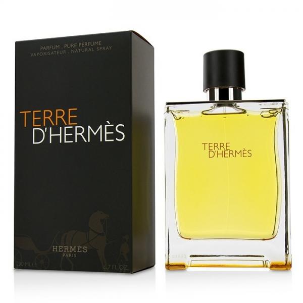 Hermes Terre D`Hermes — духи 200ml для мужчин
