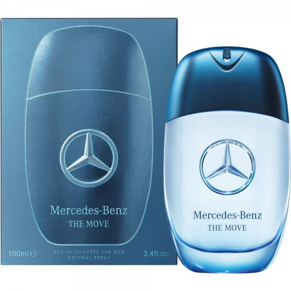 Mercedes-Benz The Move — туалетная вода 100ml для мужчин