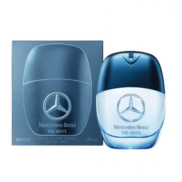 Mercedes-Benz The Move — туалетная вода 60ml для мужчин