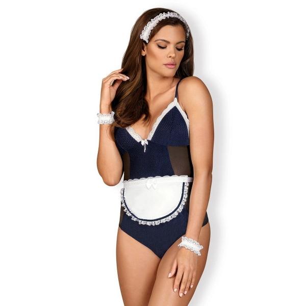 Игровой эротический костюм горничной Maid costume