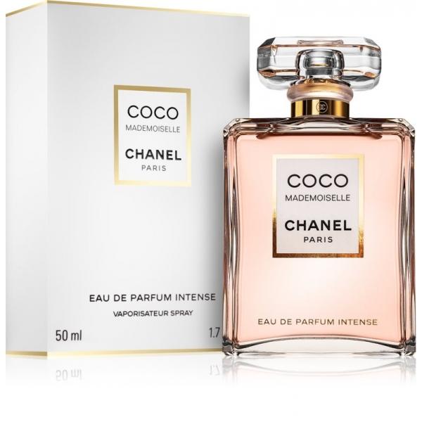 Chanel Coco Mademoiselle Intense — парфюмированная вода 50ml для женщин