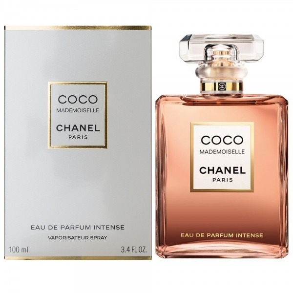 Chanel Coco Mademoiselle Intense — парфюмированная вода 100ml для женщин