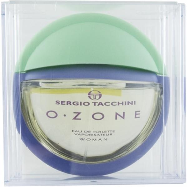 Sergio Tacchini Ozone — туалетная вода 50ml для женщин