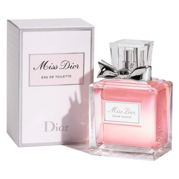 Christian Dior Miss Dior Eau De Toilette 2019 — туалетная вода 100ml для женщин