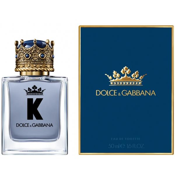 Dolce&Gabbana K By Dolce&Gabbana — туалетная вода 50ml для мужчин