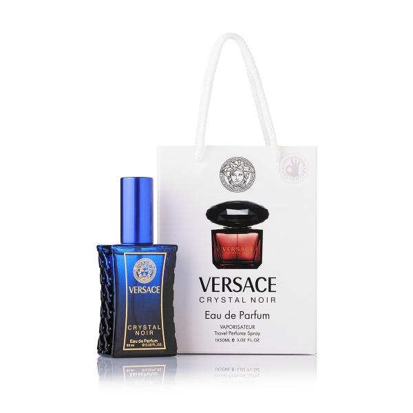 Versace Crystal Noir — парфюмированная вода в подарочной упаковке 50ml для женщин