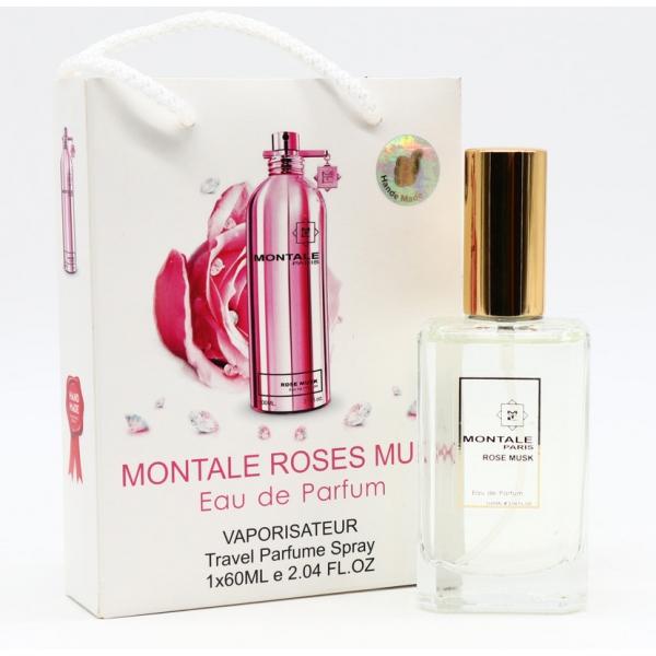Montale Roses Musk — парфюмированная вода в подарочной упаковке 60ml для женщин