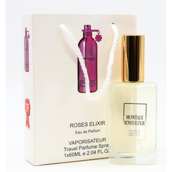 Montale Roses Elixir — парфюмированная вода в подарочной упаковке 60ml для женщин