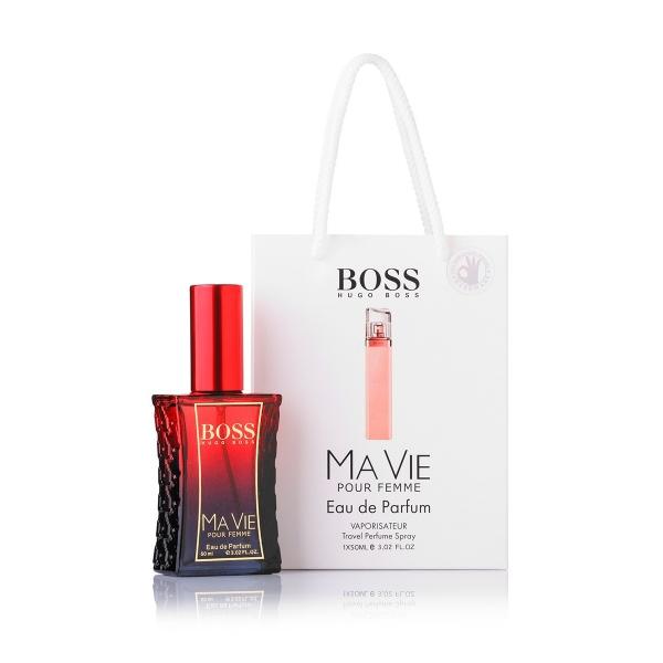 Hugo Boss Ma Vie Pour Femme — парфюмированная вода в подарочной упаковке 60ml для женщин
