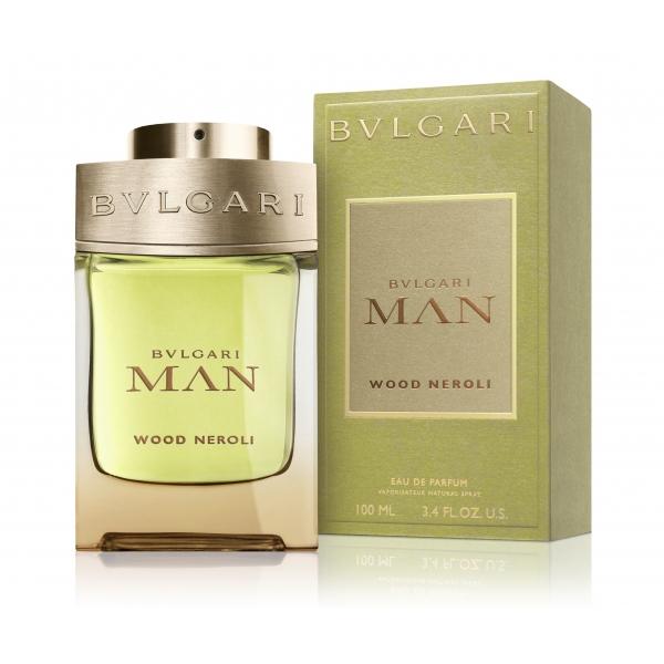 Bvlgari Man Wood Neroli — парфюмированная вода 100ml для мужчин