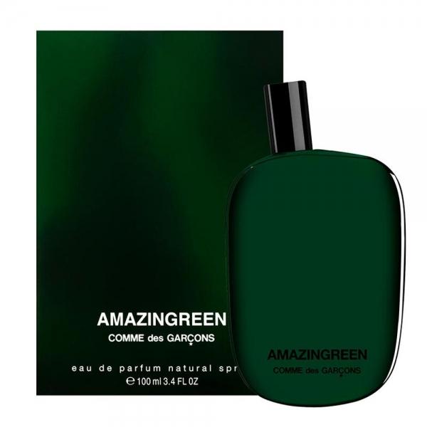 Comme Des Garcons Amazingreen — парфюмированная вода 100ml унисекс