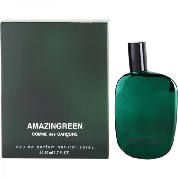 Comme Des Garcons Amazingreen — парфюмированная вода 50ml унисекс