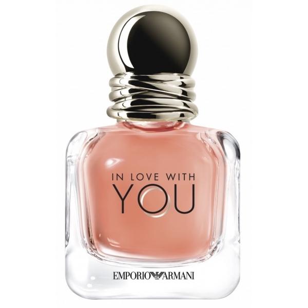 Giorgio Armani Emporio Armani In Love With You — парфюмированная вода 100ml для женщин ТЕСТЕР