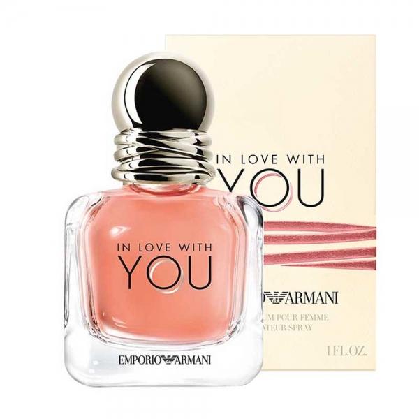 Giorgio Armani Emporio Armani In Love With You — парфюмированная вода 50ml для женщин