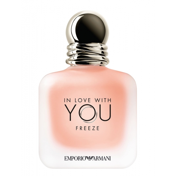 Giorgio Armani Emporio Armani In Love With You Freeze — парфюмированная вода 100ml для женщин ТЕСТЕР