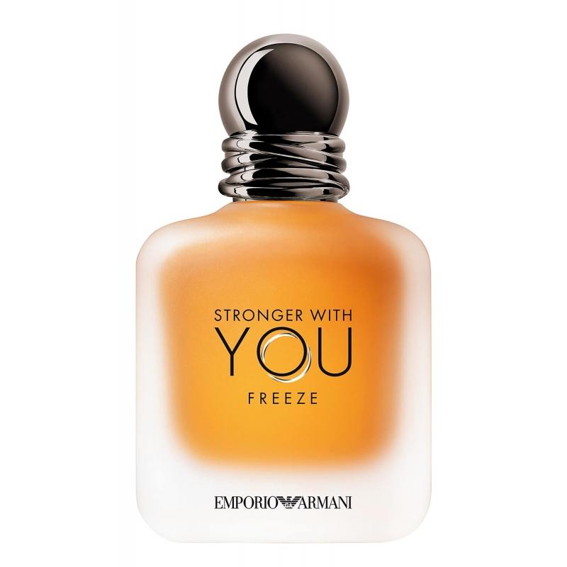 Giorgio Armani Emporio Armani Stronger With You Freeze — туалетная вода 100ml для мужчин ТЕСТЕР
