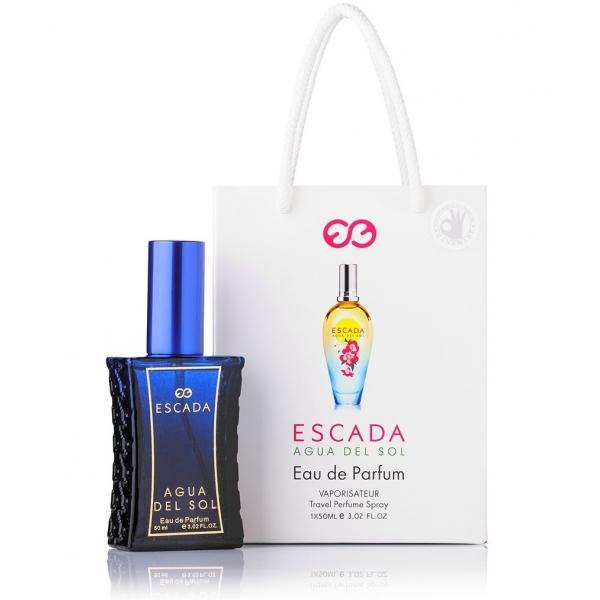 Escada Into the blue — парфюмированная вода в подарочной упаковке 60ml для женщин