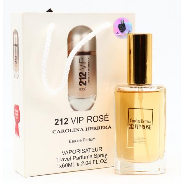 Carolina Herrera 212 VIP Rose — парфюмированная вода в подарочной упаковке 60ml для женщин