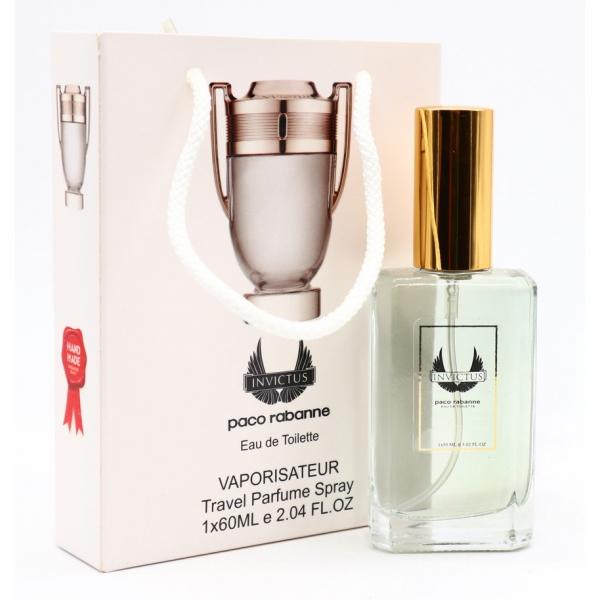 Paco Rabanne Invictus — туалетная вода в подарочной упаковке 60ml для мужчин