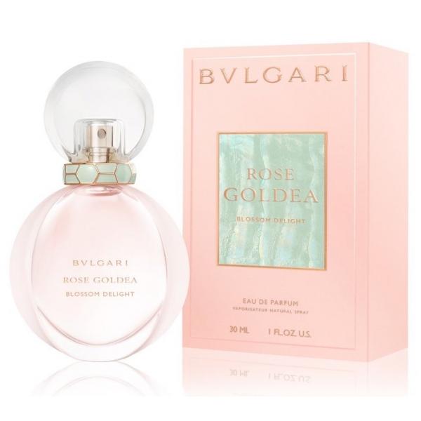 Bvlgari Rose Goldea Blossom Delight — парфюмированная вода 30ml для женщин