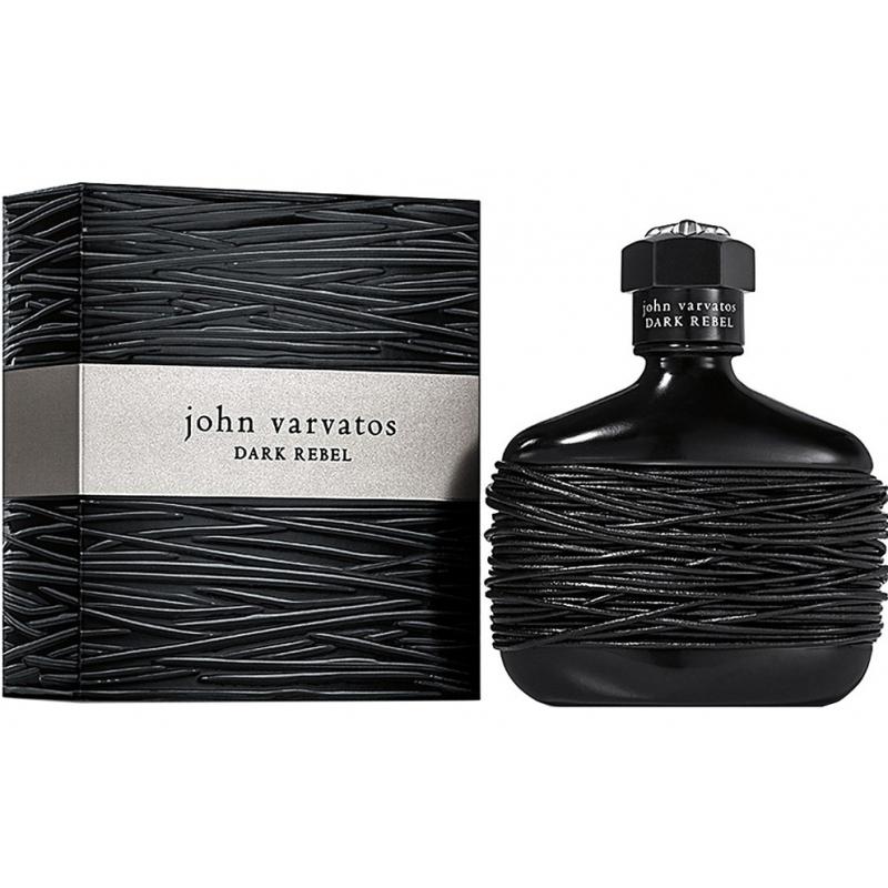 John Varvatos Dark Rebel — туалетная вода 75ml для мужчин