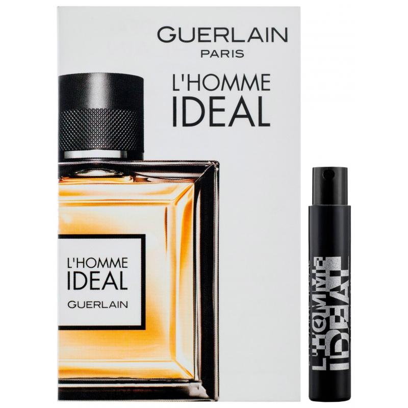 Guerlain L`Homme Ideal (пробник) — туалетная вода 0,7ml для мужчин