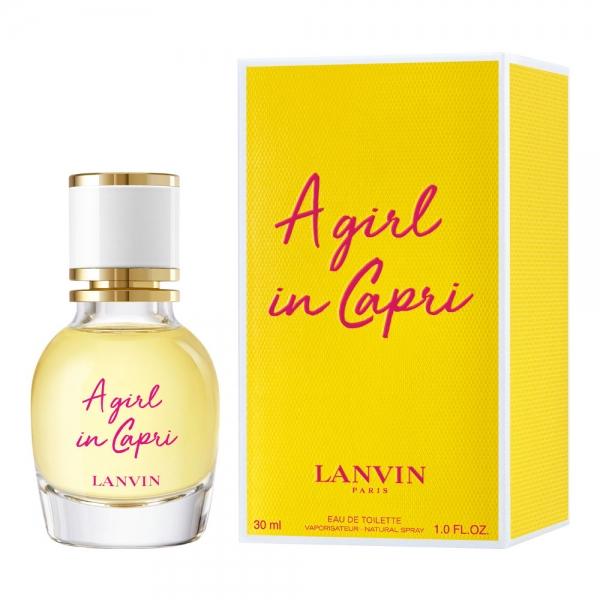 Lanvin A Girl In Capri — туалетная вода 30ml для женщин