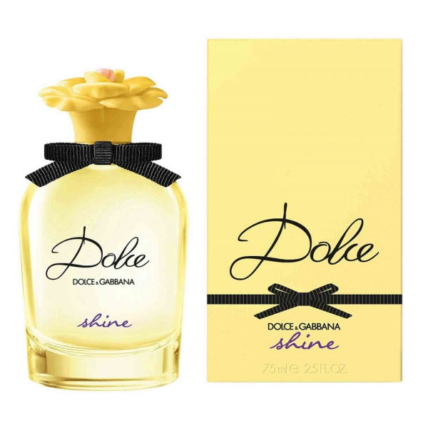 Dolce & Gabbana Dolce Shine — парфюмированная вода 75ml для женщин