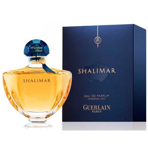 Guerlain Shalimar — парфюмированная вода 50ml для женщин