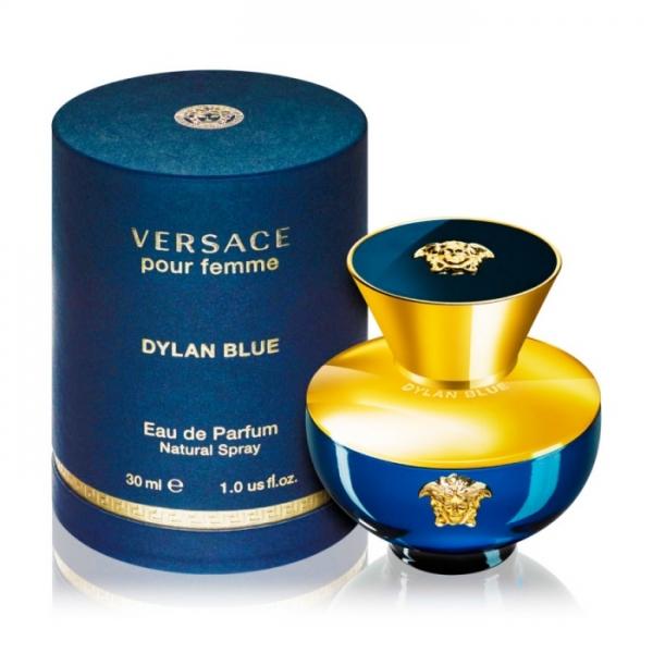 Versace Pour Femme Dylan Blue — парфюмированная вода 30ml для женщин