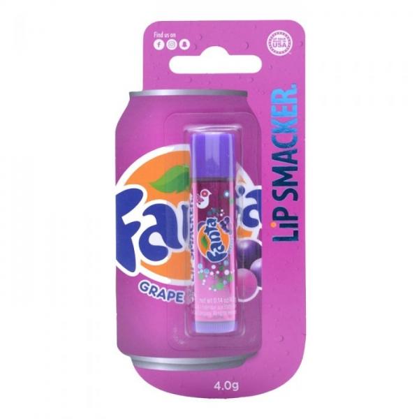 Lip Smacker Fanta Бальзам для губ, виноградный 4g