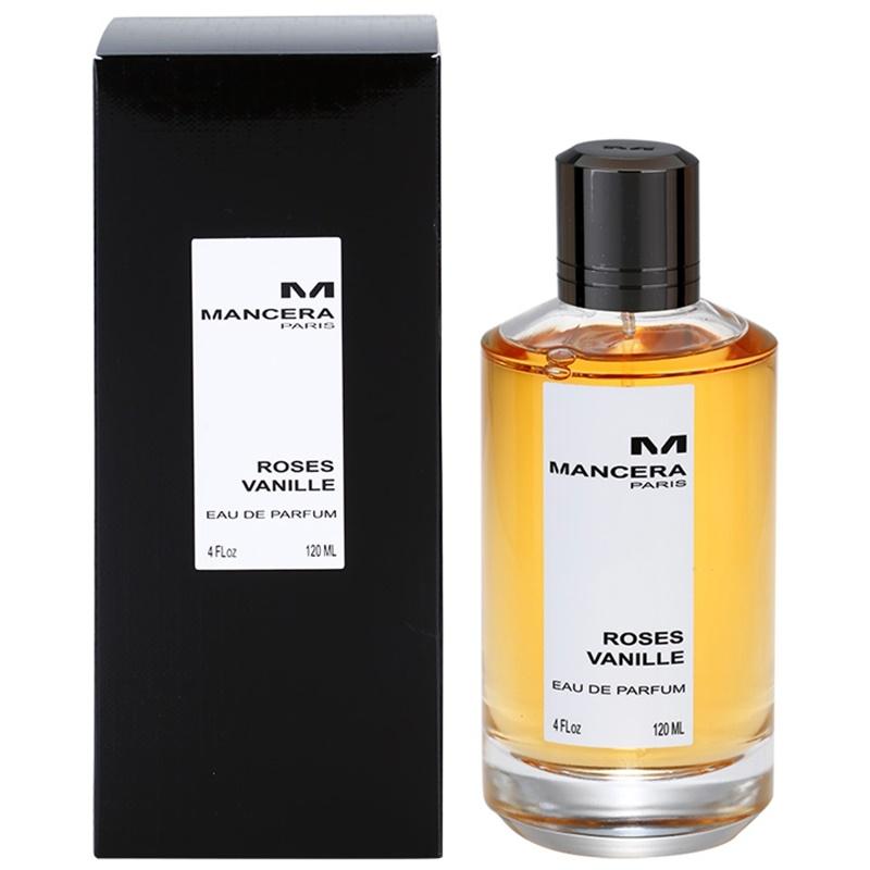 Mancera Roses Vanille — парфюмированная вода 120 унисекс