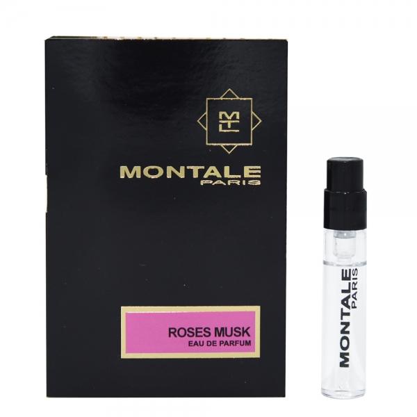 Montale Roses Musk (пробирка) — парфюмированная вода 2ml унисекс