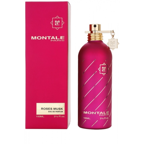 Montale Roses Musk — парфюмированная вода 100ml унисекс