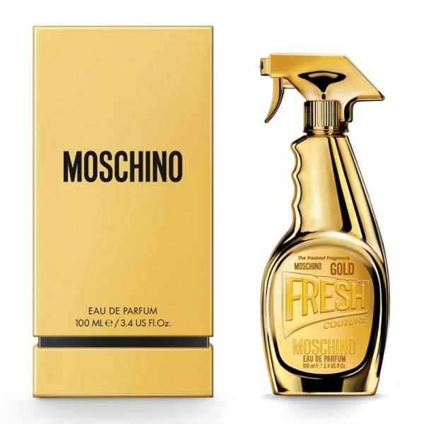 Moschino Gold Fresh Couture — парфюмированная вода 100ml для женщин