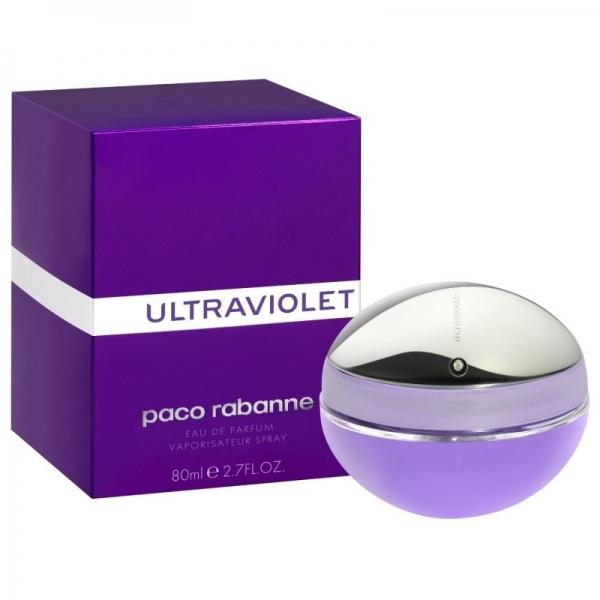 Paco Rabanne Ultraviolet — парфюмированная вода 80ml для женщин