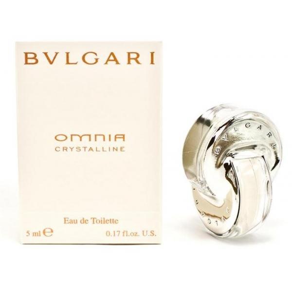 Bvlgari Omnia Crystalline — туалетная вода 5ml для женщин