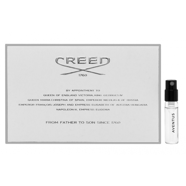 Creed Aventus — парфюмированная вода (пробирка) 2.5ml для мужчин