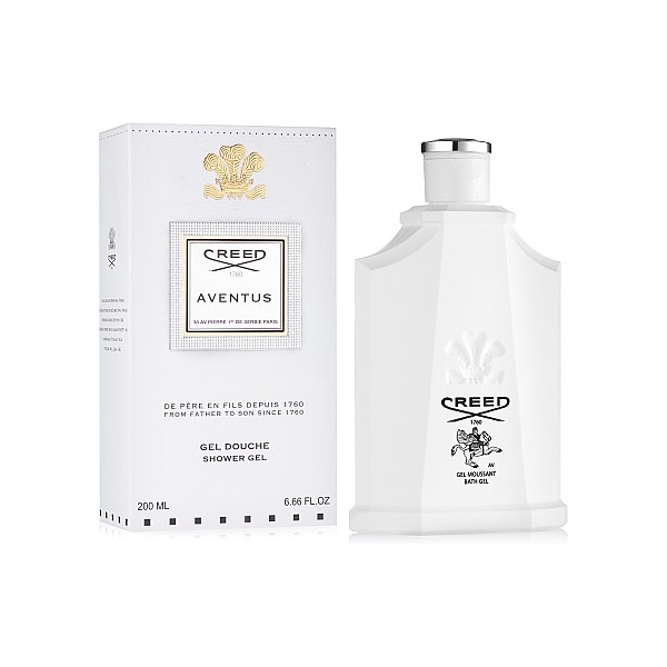 Creed Aventus — гель для душа 200ml для мужчин