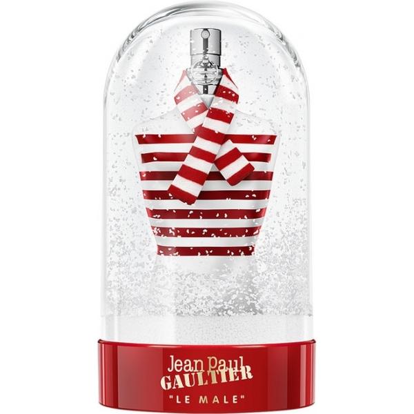 Jean Paul Gaultier Le Male Collector's Snow Globe 2019 — туалетная вода 125ml для мужчин