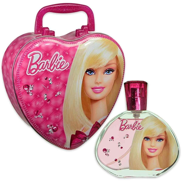 Disney Barbie — набор (edt 100 ml + lunch box) для детей