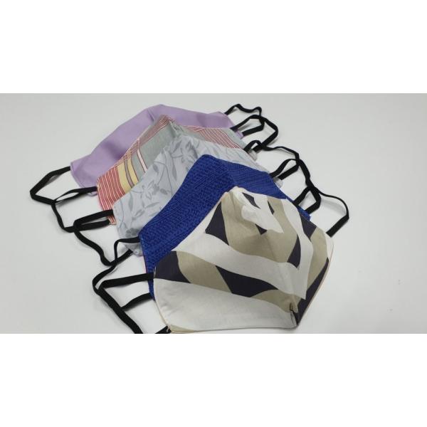 Набор цветных масок 3 слоя (5шт)