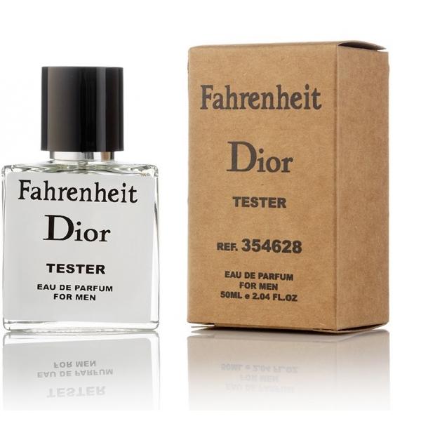 Christian Dior Fahrenheit — туалетная вода 50ml для мужчин ТЕСТЕР ЛИЦЕНЗИЯ VIP