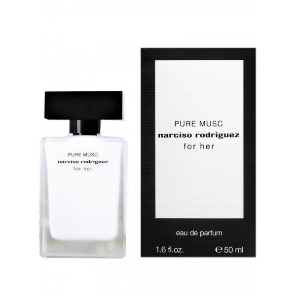 Narciso Rodriguez Pure Musc For Her — парфюмированная вода 50ml для женщин