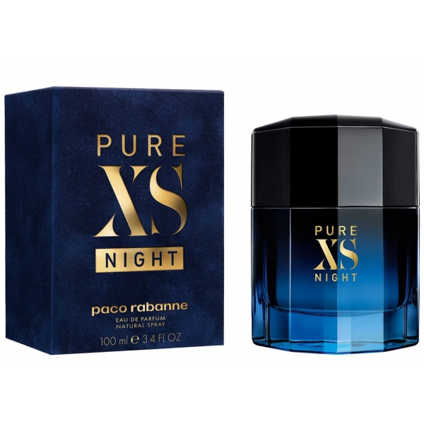 Paco Rabanne Pure XS Night For Him — парфюмированная вода 100ml для мужчин