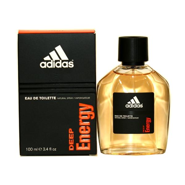 Adidas Deep Energy — туалетная вода 100ml для мужчин лицензия (normal)