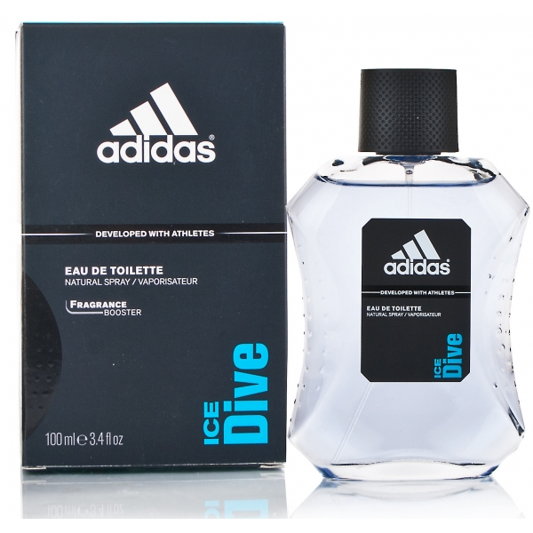 Adidas Ice Dive — туалетная вода 100ml для мужчин лицензия (normal)