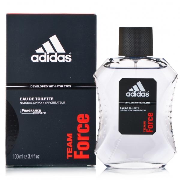 Adidas Team Force — туалетная вода 100ml для мужчин лицензия (normal)